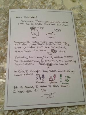 author-letter