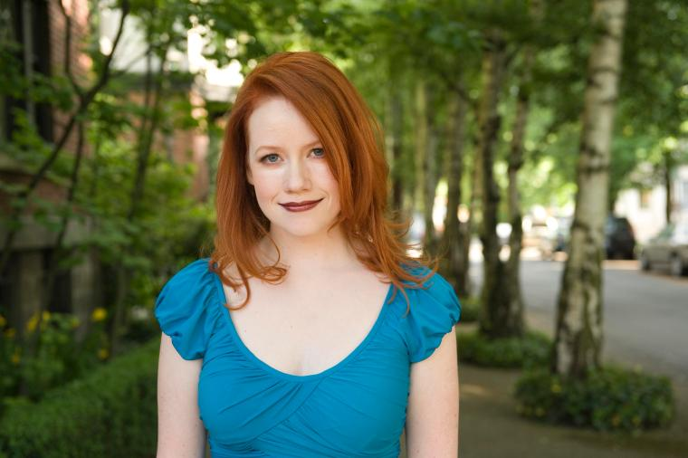 Richelle Mead credit Malcom Smith Photography